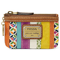 Fossil Handbag, Emory Zip Coin Purse - Juniors Handbags &amp; Accessories - Macy&#x27;s