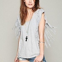 Fantasy Fringe Tee at Free People Clothing Boutique