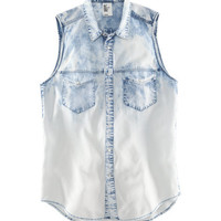 Denim Shirt - from H&amp;M