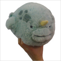 Mini Squishable Narwhal