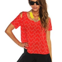 You Have My Heart Top - Furor Moda - Tops - Dresses - Jackets - Vintage