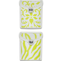 Green Magnetic Locker Bins (Set of 2)