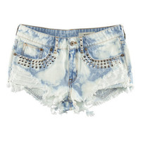 Jeans short  van H&amp;M