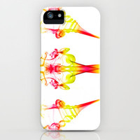 Smoke Art 118 iPhone Case by Steve Purnell | Society6
