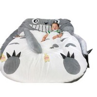 Amazon.com: My Neighbor Totoro Sleeping Bag Sofa Bed Twin Bed Double Bed Mattress for Kids: Home & Kitchen