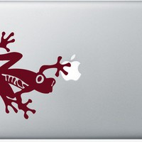 Tree Frog DECAL  macbook iPad computer Gadget Art / by EyvalDecal
