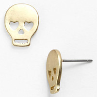 Carole Skull Stud Earrings | Nordstrom