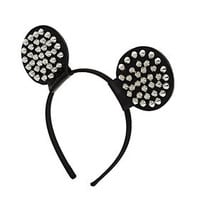 Studded Mouse Ears Aliceband