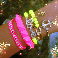 Neon Roxy Stack