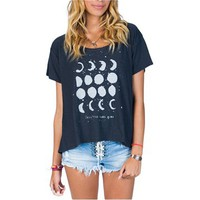 Billabong Moon Dance Tee - Off Black - J9112MOO				 |  			Billabong 					Canada