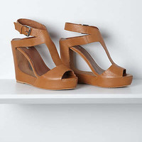 Anthropologie - Paloma Cutout Wedges