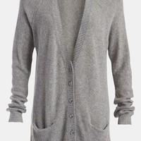 Topshop &#x27;Moss Stitch&#x27; Cardigan | Nordstrom