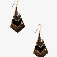 Southwestern Chevron Earrings