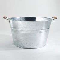 Galvanized Party Tub | World Market