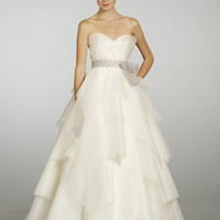 Bridal Gowns, Wedding Dresses by Alvina Valenta - Style AV9306