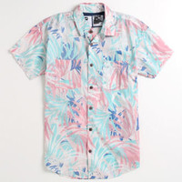 Analog Crocket Woven Shirt Mens