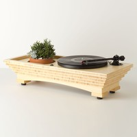 Well-Rooted Turntable