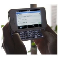BoxWave Keyboard Buddy iPhone 4/4S Case 