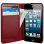 Flight 001 |  Axis Iphone 5 Wallet Red - Tech Bags &amp; Cases - All Products