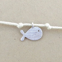Charm Bracelet Dainty Summer Fish Whale  Finding Dory Nemo
