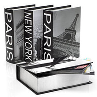 Destination Boxes - New York & Paris Set of 4 | Z Gallerie