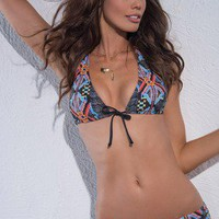 Sexy Back Top & Estella Bottom - City Tribe - L*Space - Swimwear