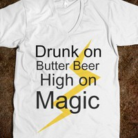 Butter beer Magic