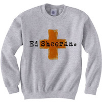 NEW - Ed Sheeran Crewneck Sweatshirt