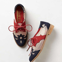 Anthropologie - Mesh Elko Oxfords