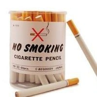 Amazon.com: No Smoking Pencils - 60 Cigarette Style Pencils BCA-111: Office Products
