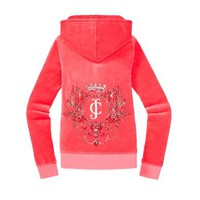 Original Jacket in Iconic Chandelier Velour