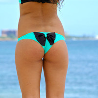 TANTALUS bow bikini bottoms - Create Your Own