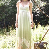 Seashell & Bird - Maxi Dress - Traffic People