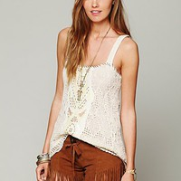 Free People Morrison Fringe Short