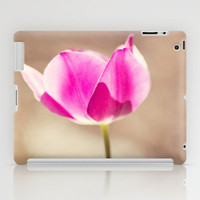 Sunkissed Tulip iPad Case by Erin Johnson