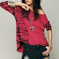 Free People We The Free Aurora Bamboo Wash Tee