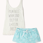 Starfish &amp; Shells PJ Set