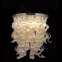 One Kings Lane - Trend Lighting - Round Chandelier