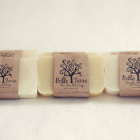 3 Pack - All Natural Handcrafted Soap
