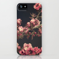 A Romance With Spring  iPhone Case by Bree Madden