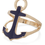 Anchor Your Style Ring | Mod Retro Vintage Rings | ModCloth.com