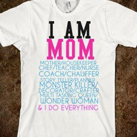 I AM MOM