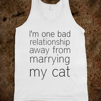 Marrying My Cat