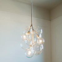 Pendant Bubble Chandelier by PELLE