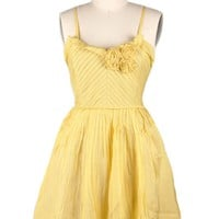 Sunnyside Up Dress | Indie Retro Vintage Inspired Dresses| Poetrie
