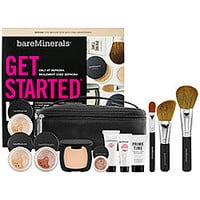 Sephora: bareMinerals : bareMinerals&amp;reg; Get Started&amp;reg; Kit : complexion-sets-face-makeup