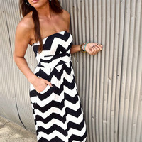 Slinky Zig Zag Maxi | The Rage
