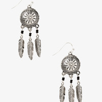 Dreamcatcher Earrings | FOREVER21 - 1054610945