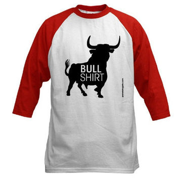 Bull Shirt by PamelaFugateDesigns