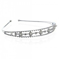 Topping the Tiara Headband